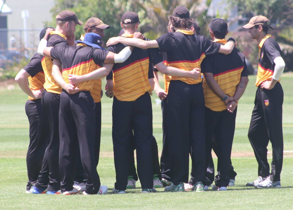 Collegians Cricket Club - Premier Men Senior Preseason Training 2019-20