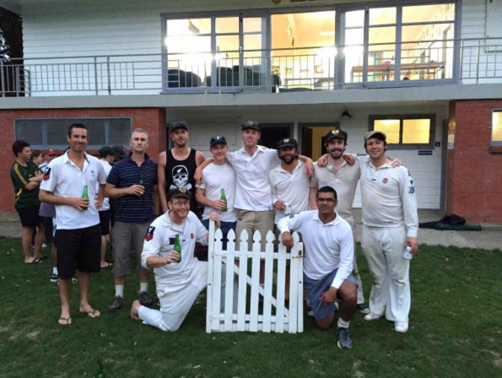 Collegians Cricket Club Wellington - Open Men's preseason training 2019-20